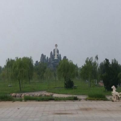 天安堂纪念园园园区景色